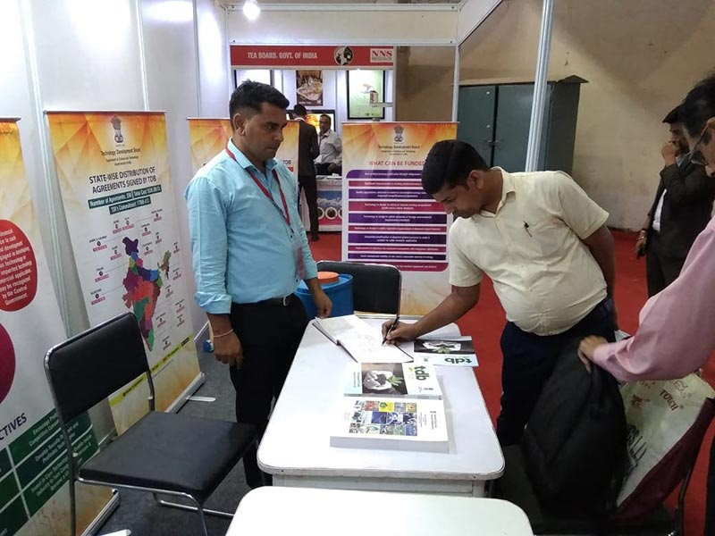 TDB participated at Government Achievement & Schemes Expo